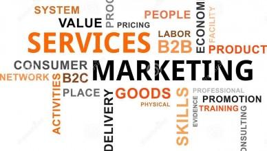 بازاریابی خدمات - رتبه برترها