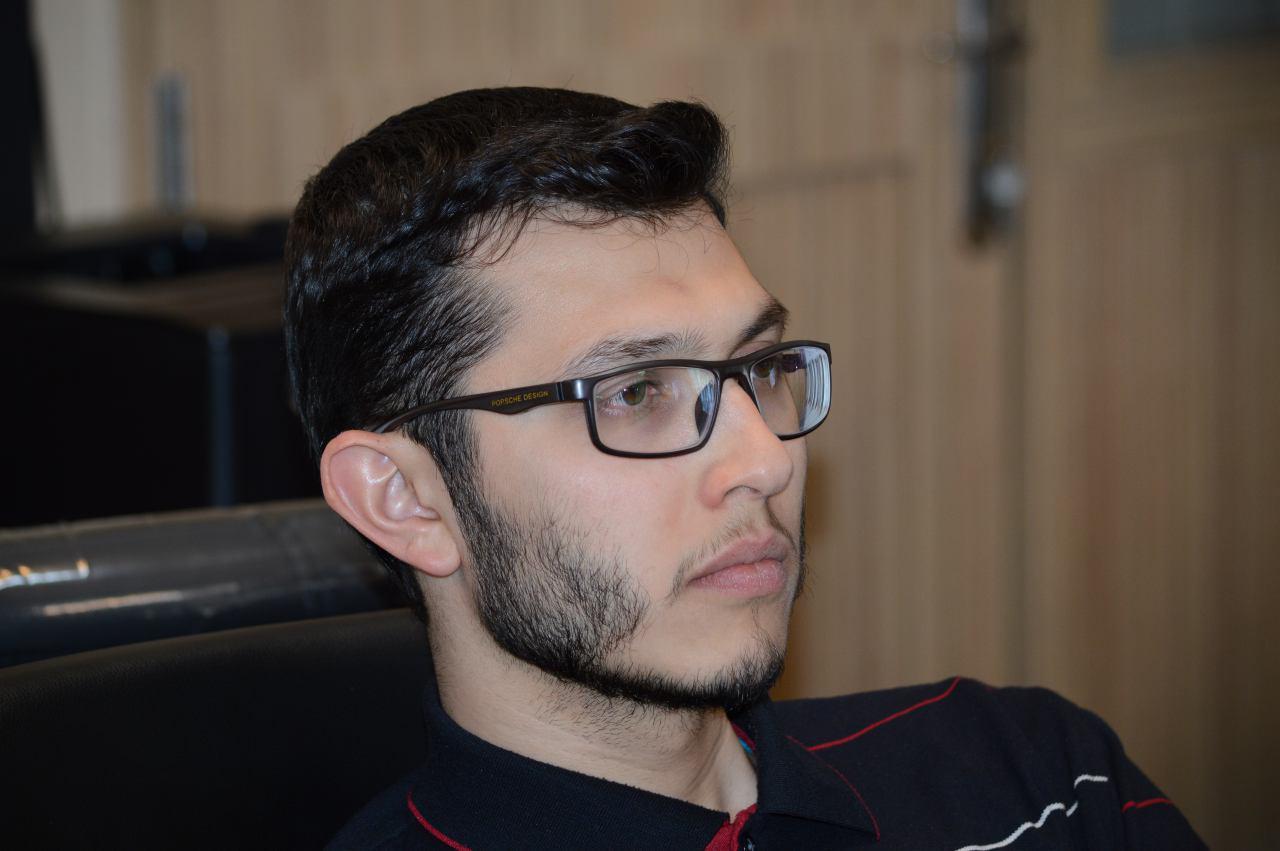 محمد محسنی راد رتبه 31 مدیریت اجرایی 94