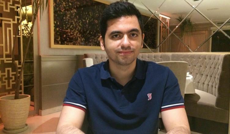 محمد مرادی رتبه 16 مدیریت اجرایی 94