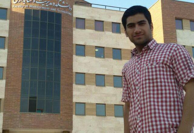 مسعود ایمانی پناه-رتبه 36 اجرایی