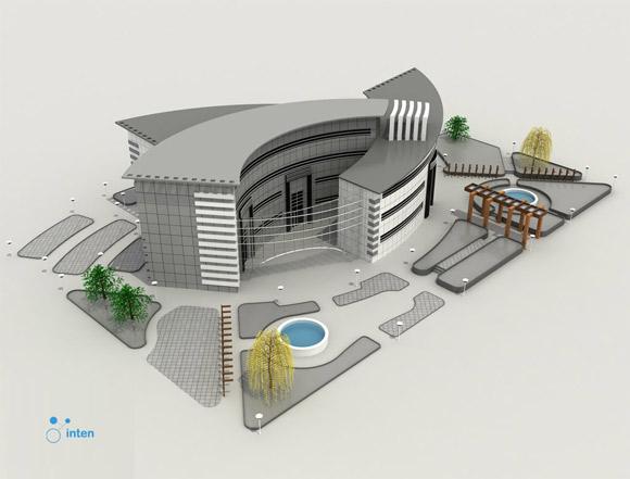 نگین ناطمی رتبه 21 ارشد معماری