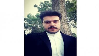 مهران عبادی رتبه 8 ارشد حقوق 96