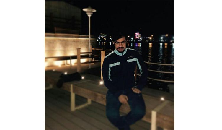 ماجد سلیمانی رتبه 26 ارشد حقوق 96