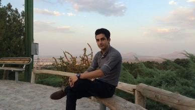 حسین حیدری رتبه 12 حقوق عمومی و نفت و گاز