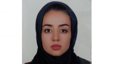 زهره میرویس رتبه 2 شیمی دارویی وزارت بهداشت 96