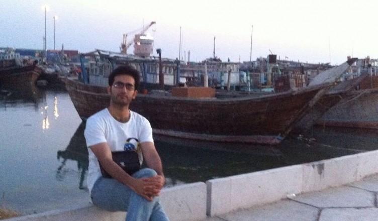 جمشید حیدری رتبه 14 ارشد رشته مهندسی شیمی