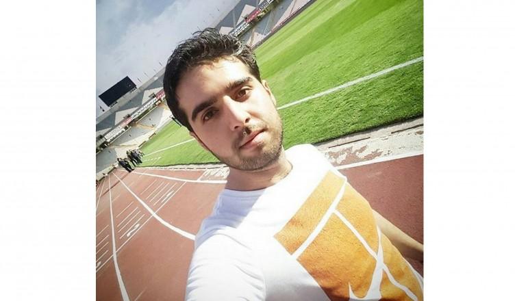 محمدحسین ستارزاده رتبه 2 ارشد تربیتبدنی 97